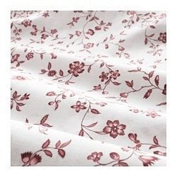 ikea floral sheets