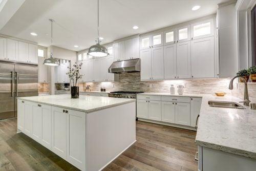 lighting kitchen island