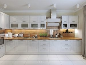 With the right furniture and accessories, you can make the most of your kitchen space.
