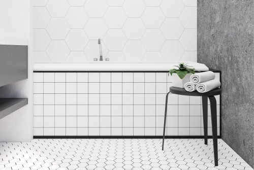 Painting tiles benefits