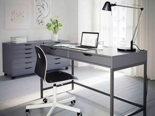 IKEA desks ALEX