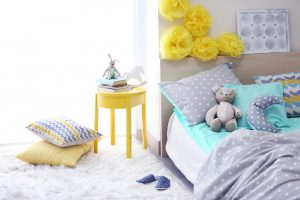 Children's comforters come in all different thicknesses, so you can stay warm in winter and cool in summer.