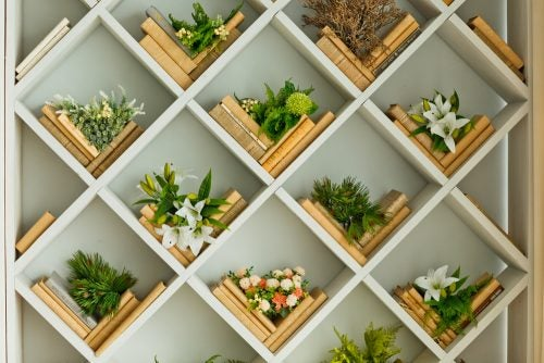 Botanical Decor to Refresh the Walls of your House