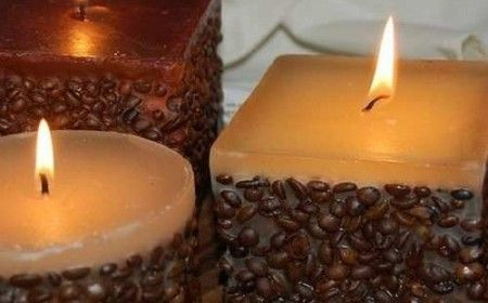 Candles are winter essentials.
