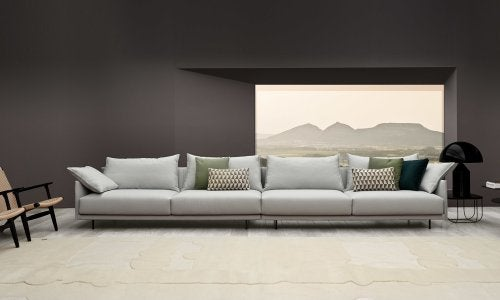 Gray sofa 2