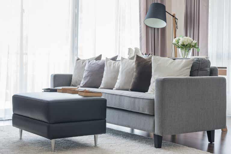 Decorate Your Living Room with Gray Sofas