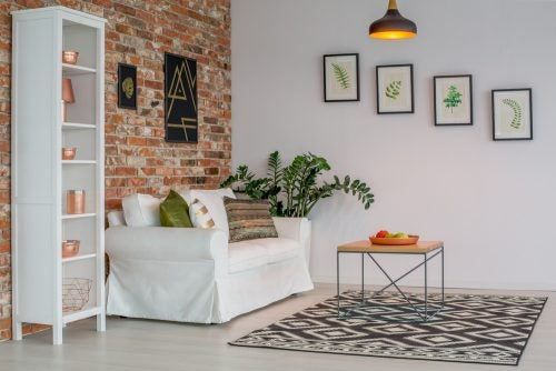 You could have a common theme throughout your watercolor paintings and the rest of the decor