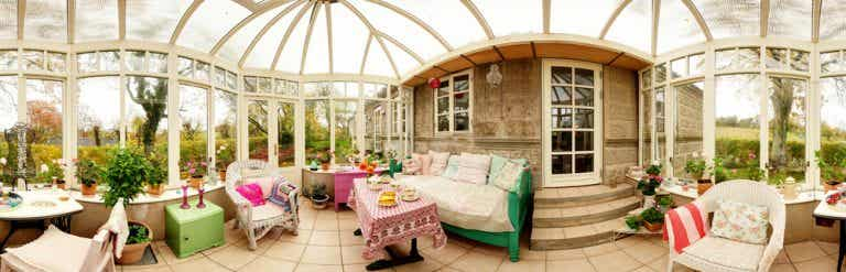 How to Make Full Use of an Enclosed Balcony