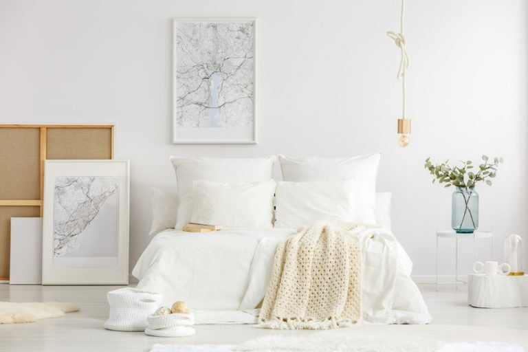 Minimalist Beds - How to Get the Look