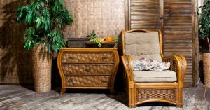 furniture to decorate a summer house