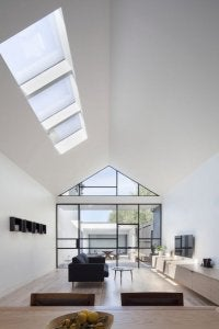 natural lighting in a home
