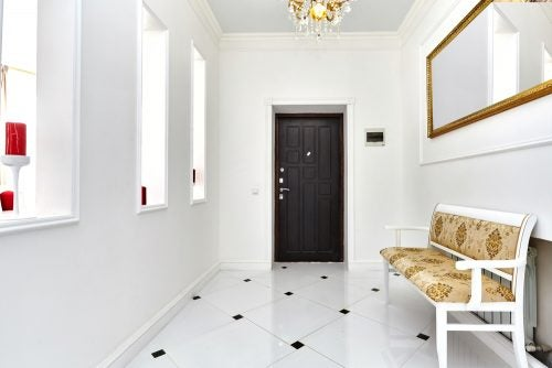 4 Types of Seats for Decorating Entrance Halls