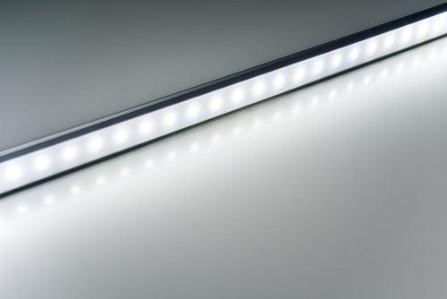 Walk in closet LED strip