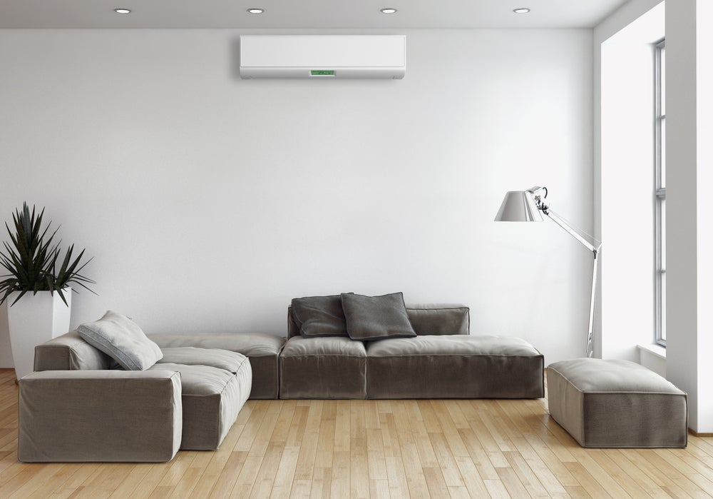 Air conditioning is key for keeping your house cool.