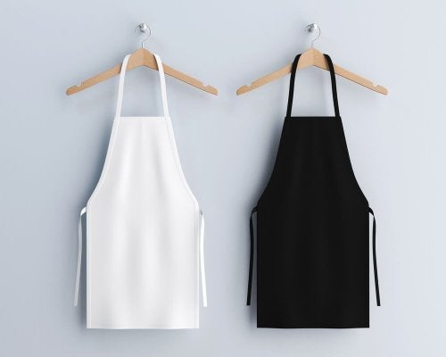 5 Ways to Decorate Your Apron