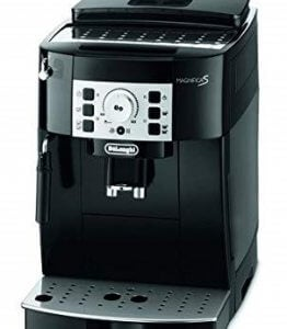 De'longhi coffee machines are some of the most expensive, but also the best quality.