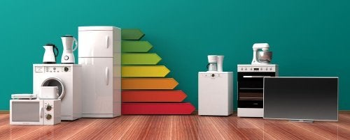 Consider the energy rating when looking through the best brands to buy domestic appliances