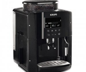 Krups coffee machines are some of the most expensive on the market.