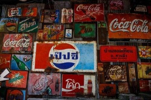 Creating Vintage Decor with Old-School Pop Brands