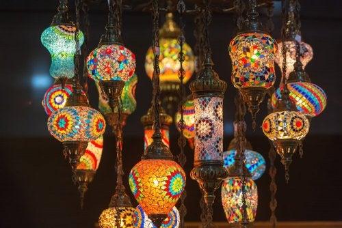 Vintage lamps 4