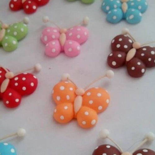 Decorate with DIY Butterflies