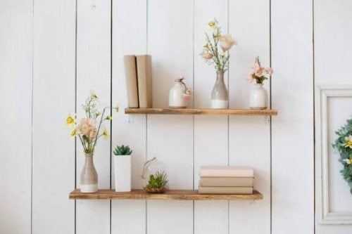 Original Ideas to Decorate your Shelves with Jars
