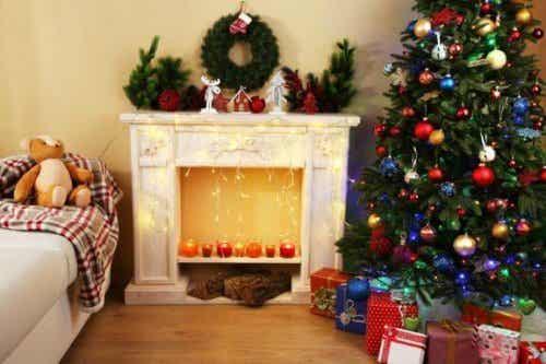 Decorative Faux Fireplaces