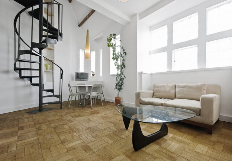Original Metal Staircases for your Home