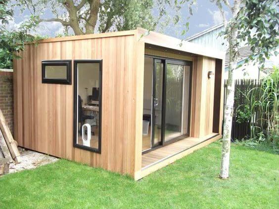 prefab shed 1