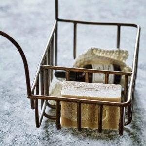 rowen & wren shower basket