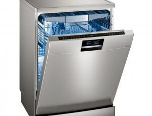 This Siemens dishwasher is one of the most cutting-edge models on the market.