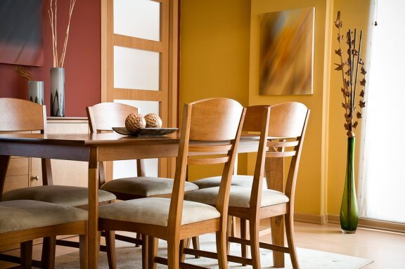 The Ideal Dining Room For Your Apartment Decor Tips