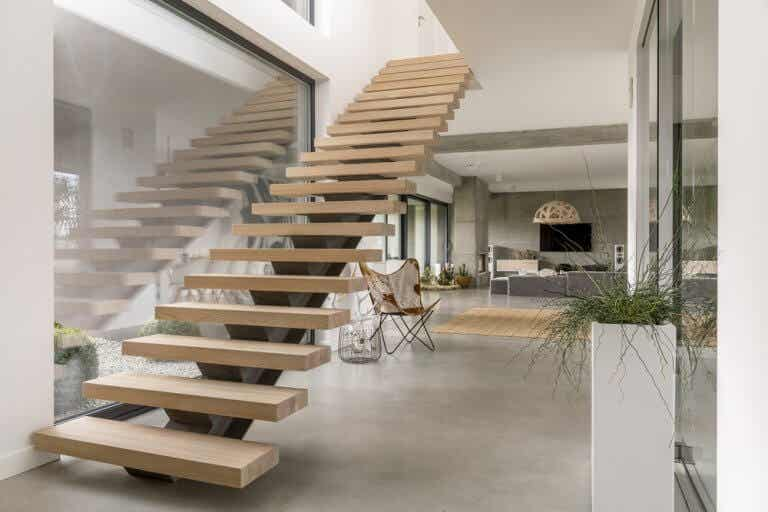 Designing your Home: Types of Stairs