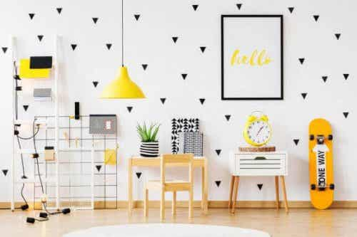 Create a Children's Study Area: Fast and Easy