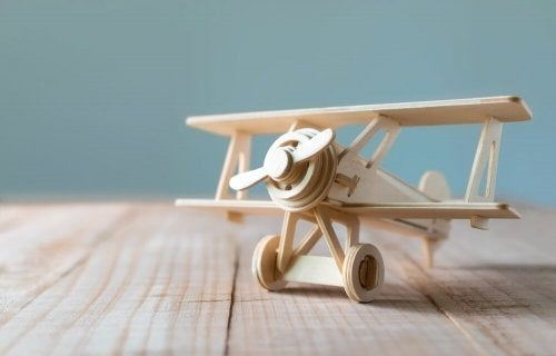 You can create all sorts of wooden toys for your kids to enjoy and play with