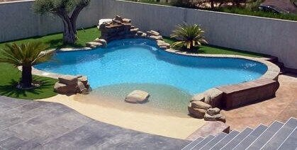 Backyard Beach: Bring the Summer Paradise to Your Home