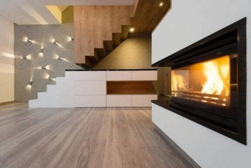 5 преимуществ крытых каминов с биоэтанолом