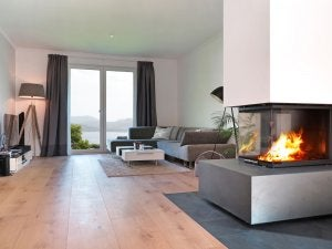 bio fireplaces are easy to install