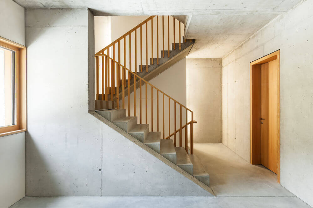 cement stairs 2