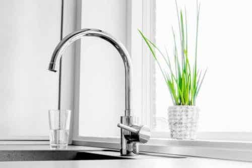 2 Faucets That Filter and Mineralize Water