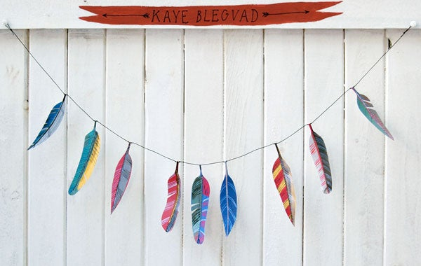 feather crafts 2