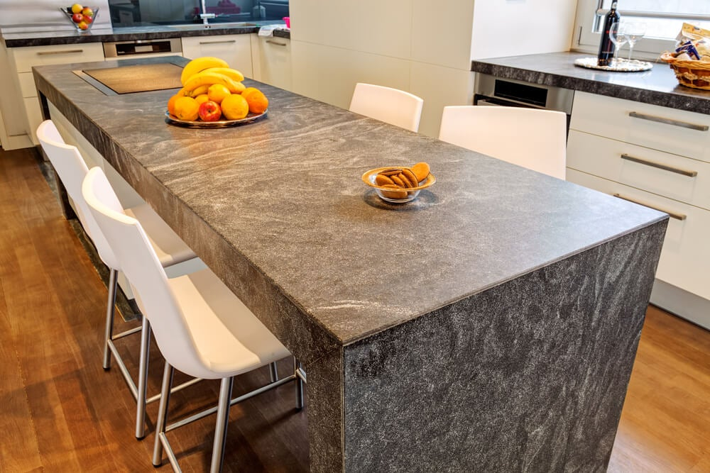 Granite kitchen counters 1