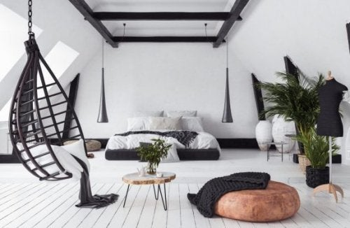 How to Create a Bright and Natural Attic Space