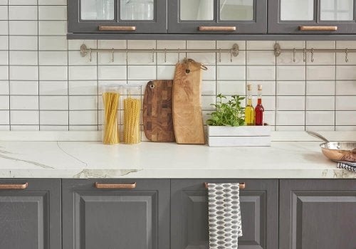 Choosing the Right Kitchen Counter