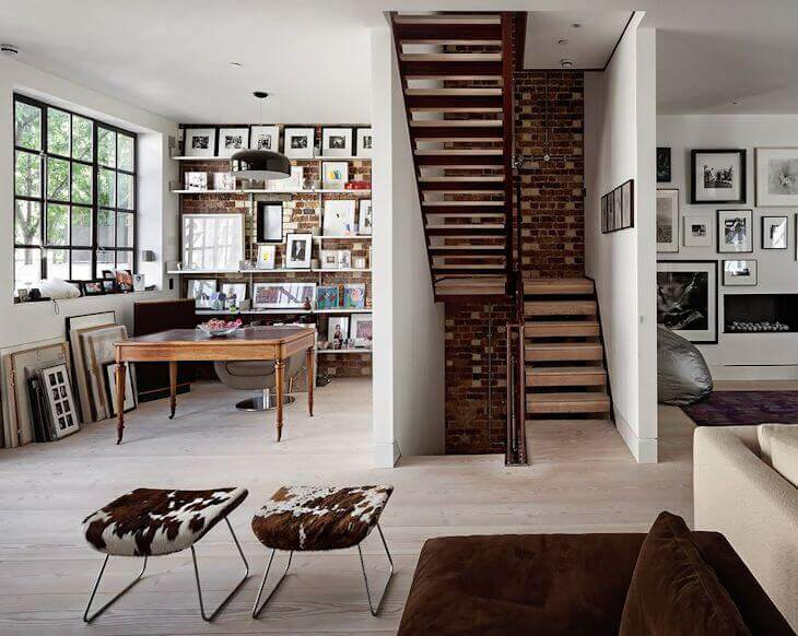 contemporary London architectural