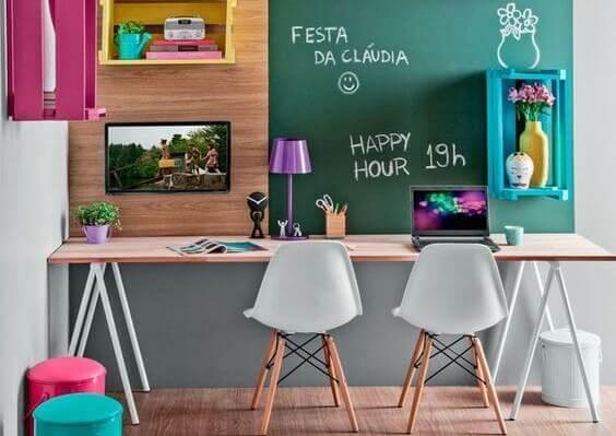 desk spaces little ones