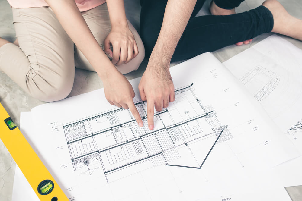 home construction phases planning