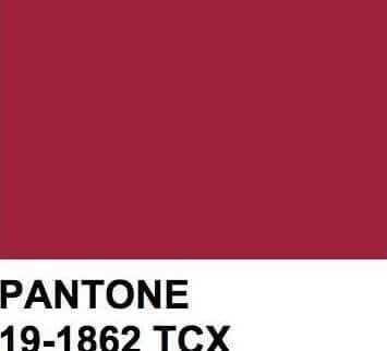 Jester Red is another Pantone color.