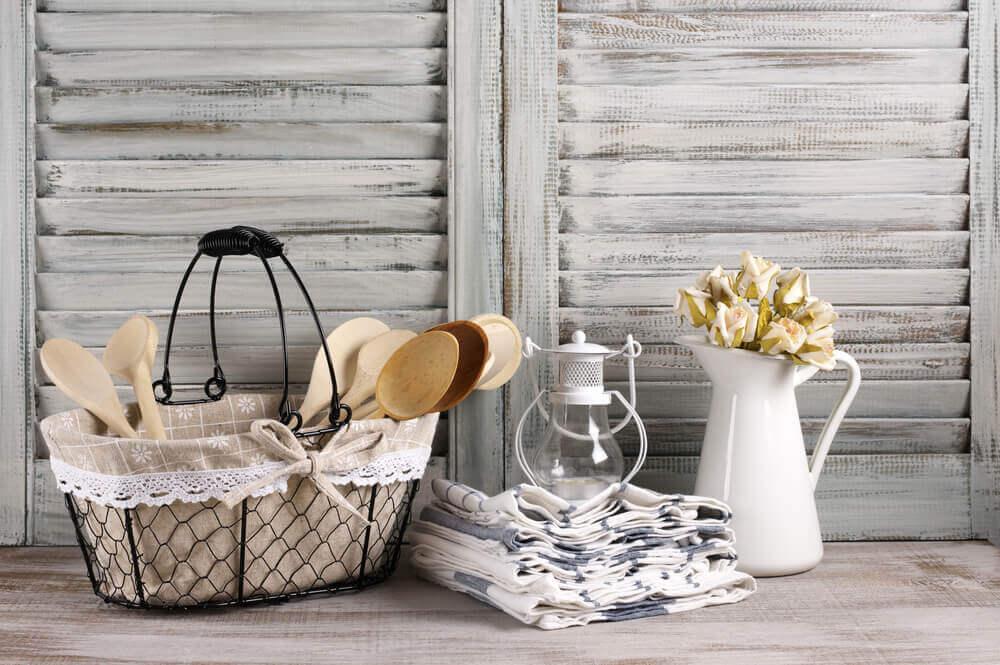 rustic kitchen accessories