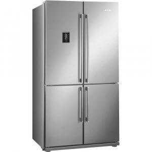 Smeg refrigerator.